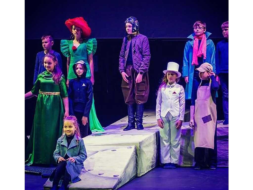 маленький принц ТЮЗ театральная студия Феникс