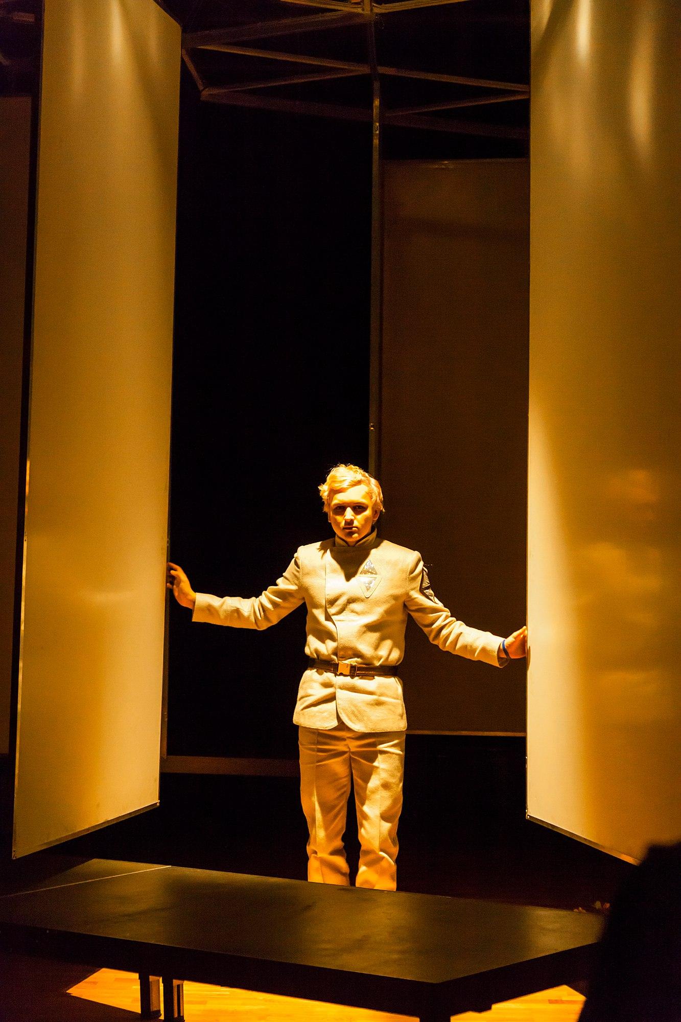 """Фантастическая пьеса """"АркАзак"""". Город будущих людей. Пьеса о судьбе человечества, его выборе и ответственности каждого из нас за будущее, в котором будут жить наши дети."""