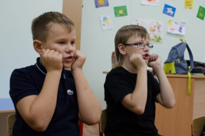 Театр для детей на английском в Саратове fenixfree.ru